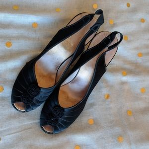 1940s Vintage Daniel Green Boudoir Slippers